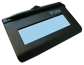 Electronic Signature Pad - LCD 1x5 Pads