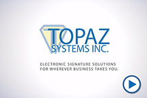 Electronic Signature Pads And Software Topaz Systems Inc