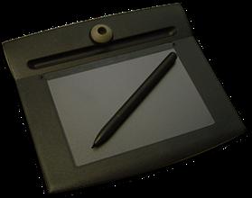 Cojín de Firma Electrónica - SignatureGem 4x5