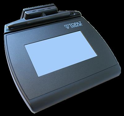 SignatureGem LCD 4x3 MSR