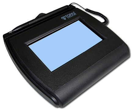 Siglite Lcd 4x3 Electronic Signature Pad Topaz Systems Inc