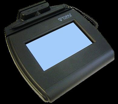SigLite LCD 4x3 MSR