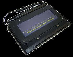 Electronic Signature Pads - SigLite Slim 1x5